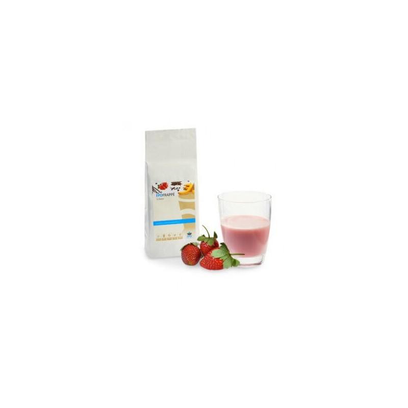 Bild Erdbeer Frappé