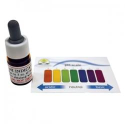 Indikatorflüssigkeit pH-Wert