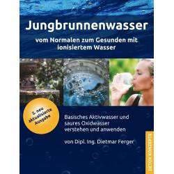 Cover Buch Bild Jungbrunnenwasser