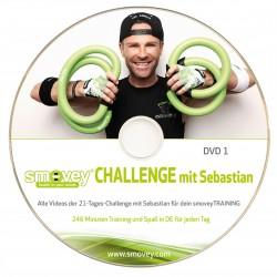 DVD Challenge mit Sebastian - Übungen