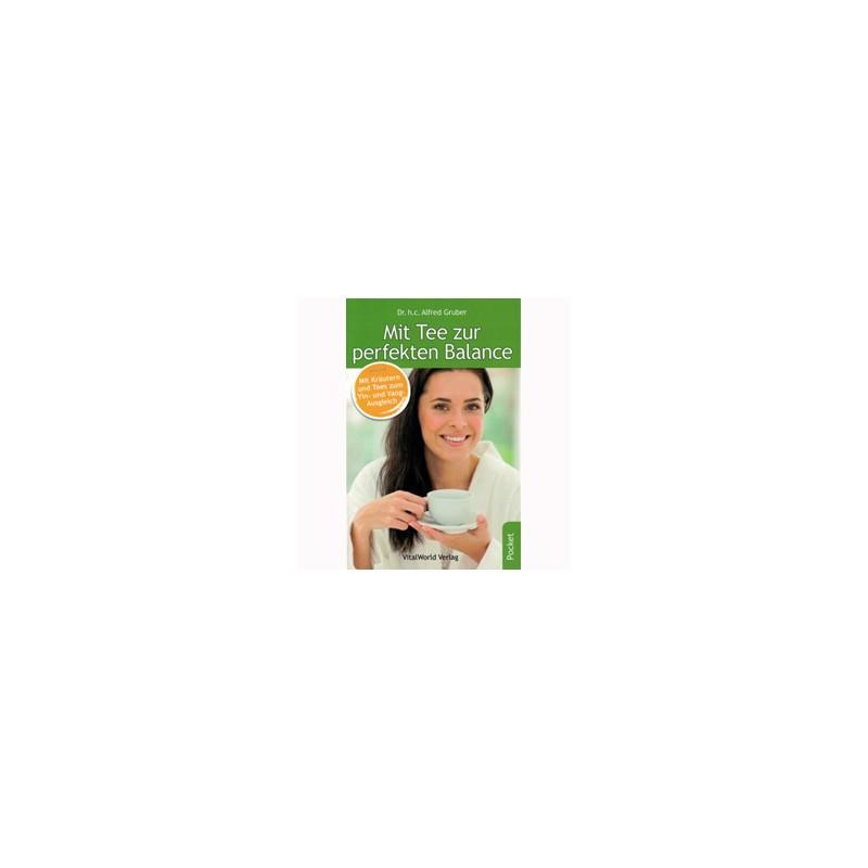 Bild Pocket-Buch Mit Tee zur perfekten Balance