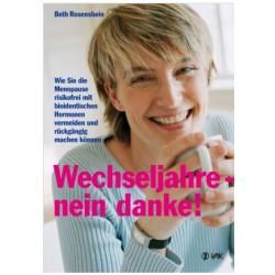 Bild Buch Wechseljahre – nein danke!