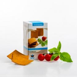 Bild EPD Cracker Tomate - Basilikum